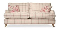 Gower Check Large Sofa Gower Check | DFS