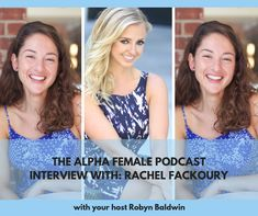 This week on the podcast we have fitness trainer and health coach Racheyl Fackoury chatting all things health, fitness, wellness & work/life harmony. Alpha Female, Health Coach, Health And Nutrition, How To Find Out, Interview, Notes, Medium, Fitness, Check
