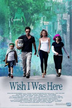 Wish I Was Here (2014) Streaming su http://www.guardarefilm.com/streaming-film/1632-wish-i-was-here-2014.html