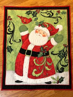 Babies First Christmas, Little Christmas, Christmas Time, Christmas Gifts, Handmade Christmas, Christmas Stockings, Etsy Quilts, Halloween Blanket, I Love Mommy