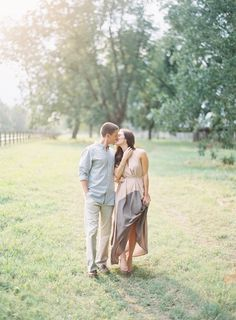 a farm engagement » Rylee Hitchner Photography