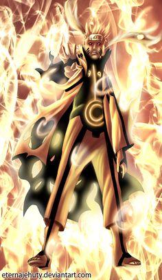 53 best naruto bijuu mode images on pinterest anime naruto