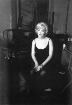 Marylin Monroe by Bob Willoughby