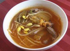 Kimchi Guk (Kimchi Soup)