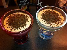 Mocha yogurt dessert-phase 1 South beach diet