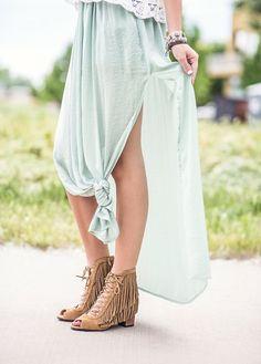 *NEW* Kianna in Rust - Boots - Mademoiselle