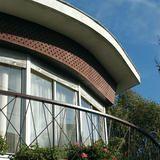 Detail villa la Mainaz - architecture royan 1950