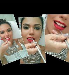 Cantora/atriz Nani Medeiros #andreagarciamakeup #camarimportatilandreagarcia