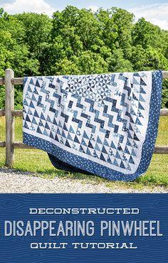 Quilting Blogs, Quilting Tutorials, Quilting Designs, Msqc Tutorials, Quilting Ideas, Colorful Quilts, Blue Quilts, Star Quilts, Quilt Blocks