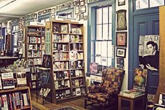 Square Books, Oxford, Mississippi, USA.