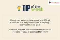Choose a right Financial Planner today #financialplanning #adviserightly