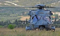 Royal New Zealand Air Force NHIndustries NH90 advanced medium utility helicopter.