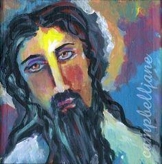 Original painting of Christ Jesus