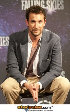 Noah Wyle- ER, The Librarian, & Falling Skies