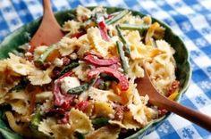 Classic Kentucky Derby Recipes: Cheddar Box's Derby Pasta Salad
