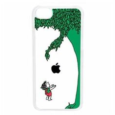 Classic giving tree cell phone case for iphone 5c!! I need this