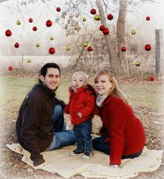 family picture ideas | Christmas Family Picture | photography ideas