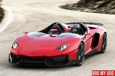 Lamborghini Aventador J
