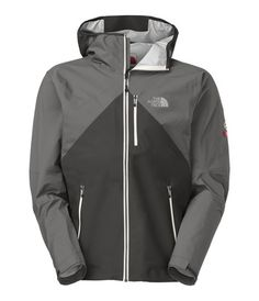c4ead898e1da The North Face Men s Fuse Uno Jacket provides a comfortable fit and  dependable waterproof performance for
