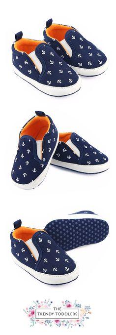 Anchor Shoes. Little Boy FashionBaby ... 218300048db2