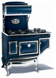 Antique Collection Range - traditional - gas ranges and electric ranges - other metro - Elmira Stove Works
