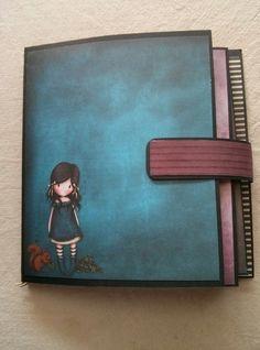 La ventana de Wendy: Mini álbum gorjuss