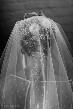 Glad I opted for a traditional Veil, Traditional, Spring, Wedding, Mariage, Weddings, Veils