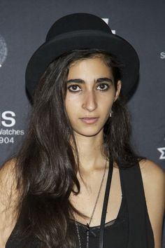 Alba Flores, hija de Antonio Flores y nieta de 'la faraona' Lola Flores.