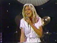 Olivia Newton John magic 1980 video     ( Mouth wide open hypnotised teen when I saw Olivia on this TV spot! )