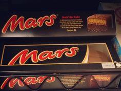 Mars Bar Cake...U.K.