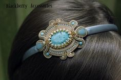 Blackberry Accessories мастерская Плотниковой А. Blackberry Accessories, Soutache Jewelry, Shibori, Headbands, Jewerly, Ribbon, Hair Beauty, Butterfly, Projects