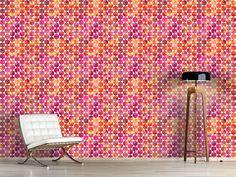 Design #Tapete Hip Hexagon