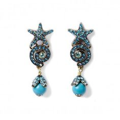 """""""Wave Review"""" Earring - Heidi Exclusive - What's New   Heidi Daus Designs Official Site"""