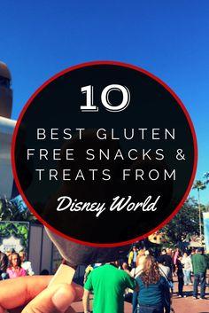 Gluten Free Snacks Disney World