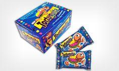TortuguitaA tradicional Tortuguita, da Arcor, é feita de chocolate com recheio de baunilha. As propagandas do chocolate veiculadas na televisão nos anos 90 traziam um toque de humor tanto para crianças, quanto para adultos