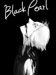 Black Pearl. Steven Universe. Original: Keuang-drawidea.tumblr.com