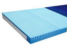 ShearCare 1500 Bariatric Dual Layer Pressure Redistribution Foam Mattress 76 x 42 Inch