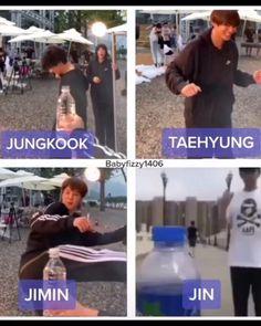 Bts Taehyung, Bts Bangtan Boy, Bts Jimin, Bts Funny Videos, Bts Memes Hilarious, Foto Bts, Bts Photo, J Hope Dance, Bts Dancing