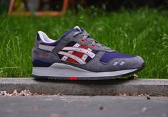 Asics Gel Lyte III Fall/Winter 2013