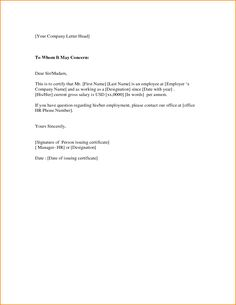 Employment certificate sample best templates pinterest marriage certification for employment certificate jpg cover letter samples business sample announcing best free home design idea inspiration thecheapjerseys Images