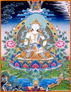 Vajrasattva (tib. Dorje Sempa)