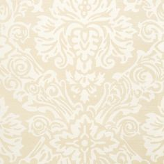Phillip Jeffries Large Damask in Cream