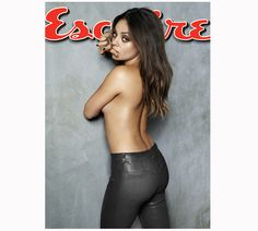 ¿Es la actriz Mila Kunis la mujer más sexy del planeta? (con fotogalería y vídeo) → Mila Kunis protagoniza la portada de la revista 'Enquire' → La publicación incluye un amplio reportaje fotográfico → En la revista puede verse a la actriz luciendo los mejores modelitos de ropa interior