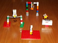 LEGO Quest Kids - monthly challenges for kids to build out of Legos