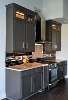 Custom Homes Kitchens