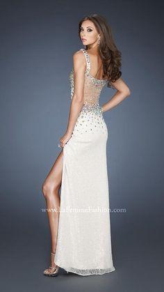 La Femme 18707 | La Femme Fashion 2013 - La Femme Prom Dresses - Dancing with the Stars