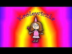 Animo Królewiczka Piosenki dla dzieci - YouTube Youtube, Youtubers, Youtube Movies