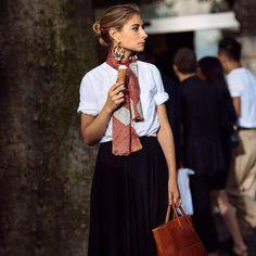 10 Itens que Fashion Girls têm no Closet.