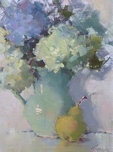 Colors of May by Nancy Franke Oil ~ 16 x 12
