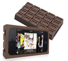 Have you ever wanted a chocolate bar iPhone case? Well now you can with the you guessed it…the chocolate bar iPhone case. I hear it actually smells like chocolate too! Iphone 4s, Smartphone Iphone, Portable Iphone, Funny Iphone Cases, Unique Iphone Cases, Cute Phone Cases, Coque Iphone, 4s Cases, Apple Iphone